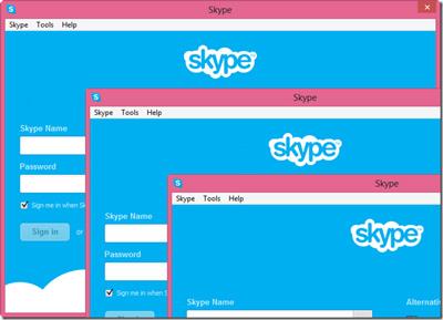 نرم افزار skype برای کامپیوتر, آموزش استفاده از نرم افزار skype