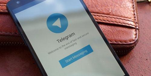 خطرات تلگرام