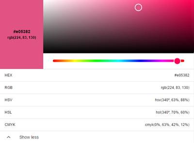 پالت رنگی گوگل , امکانات جدید گوگل