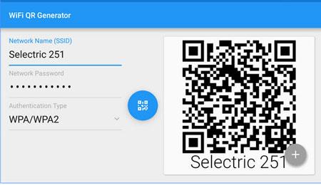 گوشی هوشمند , نرمافزار Cool Site QR4
