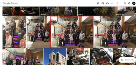 عکس های گوگل فوتوز, آموزش کار با گوگل فوتوز