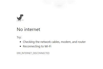 دایناسور کروم با اینترنت, قابلیتهای پنهان مرورگر کروم