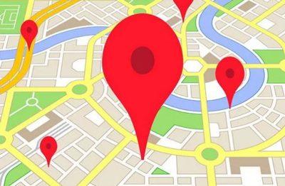 ترفندهای گوگل مپز, اشتراک گذاری مسیر در گوگل مپز
