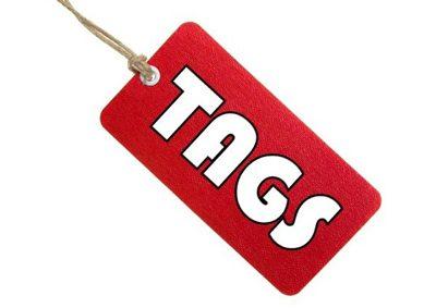 نوشتن تگ در سایت, اموزش تگ در سایت